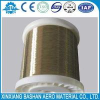 Quality High Quality  0.25mm EDM Brass Wire for EDM Wire Cut Machine with low price by bashan for sale