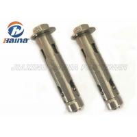 Buy cheap Customized stainless steel anchor bolts A2-70 304 Sleeve Anchor Bolts with Washer product