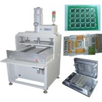 Quality Auto Punching machine High Speed Flexible Depanelization Of PCB Drilling Machine 730*810*1700mm for sale