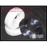 Buy cheap Soft Black Iron Wire from wholesalers