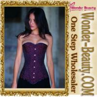 Quality Sexy Strapless Women Corset for sale