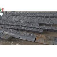 Quality HRC32-43 Pearlite CrMo Alloy Steel Lifting Bar Mine SAG For Cement Mill Liners for sale