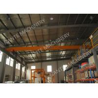 Buy cheap Single Girder Overhead Cranes for machinery works  LDX1t-12m product