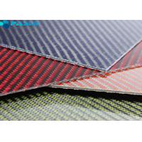 Quality Yacht Decoration Use Nomex Honeycomb Panels With Carbon Fiber Surface Prepreg Plates for sale