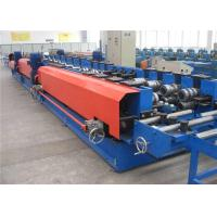 China High Strength Metal Sheet Roll Forming Machine 10m/min Forming Speed GCr15 Roller on sale