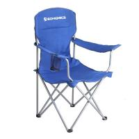 China Convenient Lightweight Camping Chair Easy Folding 150KGS Static Load Capacity on sale