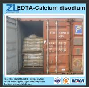 White powder China EDTA-Calcium disodium