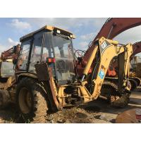 Quality CAT 426C Second Hand Backhoe Loaders CAT 3054DIT Engine 2009 Year 4 Cylinders for sale