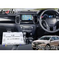 Quality Android 6.0 Navigation Video Interface for 2016-2018 Ford Everest SYNC 3 system support 360 panorama for sale