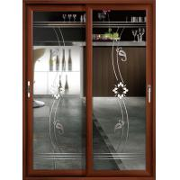 Aluminum Sliding Glass Doors 519 x 700