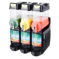 Buy cheap 3 Flavor Commercial Ice Slush Machine 800w For Hotel 12L X 3 from wholesalers
