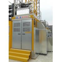 Quality Modular Rack And Pinion Elevator Design Payload Capacity 3000Kg For Construction Site for sale