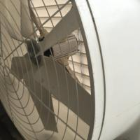 Quality 106*106*63cm Ventilation exhaust fan with glass steel material for sale