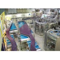 Buy cheap 500-1000L / H Turn Key Small Scale Beverage Juice Production Line product