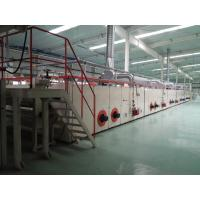 Buy cheap Compound Drying Carpet Backing Machine Horizontal Teflon Conveyor Belt product