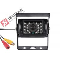 China Night Vision Wired Car DVR Camera Car Rear View Camera 170 Degree Angle on sale