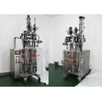 Buy Multi-Lanes stick bag Automatic Powder Packing Machine With Vacuum Feeder at wholesale prices