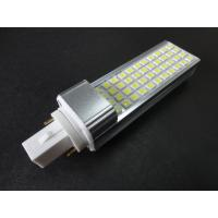 Quality 10W PLC High Lumen 100LM G24 LED Lamp , High Power G24 Lamp With Various Base for sale