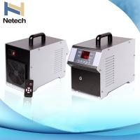 Buy cheap Portable Ceramic Commercial Ozone Concentration machine For spa / car ozone from wholesalers