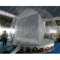 4mdia Christmas decoration inflatable bubbles for show,event or exhibition