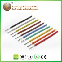 Buy cheap TEFLON INSULATION WIRE UL1577 product