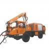 Buy cheap Articulated Steering Underground Shotcrete Machine For Mining from wholesalers