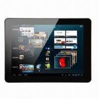 Quality 9.7-inch Capacitive Multi-touch IPS Panel UMPC with A31 Quad Core A7 1.2GHz CPU, Double Camera for sale