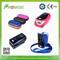 Quality BEST SELLER PROMISE Factory Fingertip Pulse Oximeter/Anti-scratching display /Strong anti-interference for sale