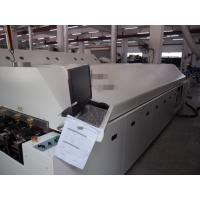Quality Automatic Lead Free Reflow Oven Gs-1000 Model Middle Size 400Mm Width Pcb for sale