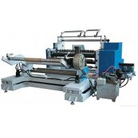Quality Aluminum Foil / Paper Slitting Machine 1100mm Width Separating Cutting Roll for sale