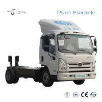 Quality Hubei Tri-Ring T3 Sitom 7T Electric Van Truck for sale