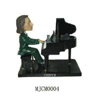 Quality Piano Player Figurine (MJCM0004) for sale