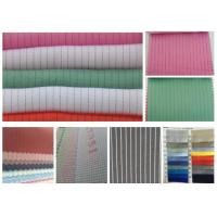 China Anti Static ESD Fabric Twill 98 Polyester 2% Conductive Fiber For Work Wear on sale
