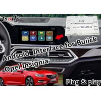 Quality Android 6.0 Auto Interface for 2014-2018 Opel Crossland Insignia Mokka support Online Map Miracast CarPlay WIFI for sale