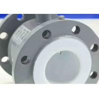 Buy cheap Utility Water Magnetic Flow Meter Pn16 Remote Display With Ptfe Liner from wholesalers