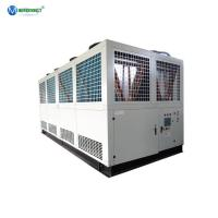 Quality Air Cooled Screw Compressor Chiller 80Ton 270Kw R22 R134A R407C Industrial Water Chiller for sale