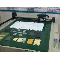 Quality PE LCD film CNC Cutting table production making machine for sale