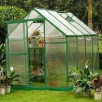 Quality Large size for temperd glass greenhouse for sale