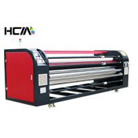 Buy Calendar Press Fabric Sublimation Roller Heat Transfer Printing Machine High Definition at wholesale prices