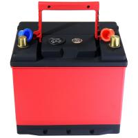 Quality High Performance LifeP04 46B24L/RS Lithium Iron Phosphate Car Battery Discharging 65Ah CCA 1200A for sale