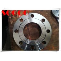 Quality Incoloy Alloy 825 Blind Stainless Steel Flanges W.Nr 2.4858 Casting Class 600 for sale