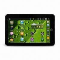 Quality 7-inch Tablet PC with TFT LCD Panel Touchscreen and USB 3G Module for sale