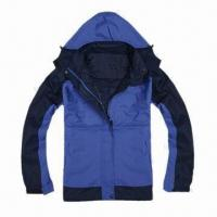 Quality Fashionable Tracksuit with 100% Windproof and Waterproof Features for sale