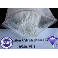Buy cheap Nolvadex Tamoxifen Citrate Anti Estrogen Steroids For Post Cycle Therapy PCT product