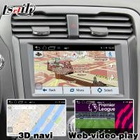 Buy Ford Mondeo Fusion SYNC 3 Auto Navigation System Android 5.1 WIFI BT Map Google at wholesale prices