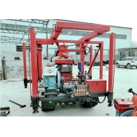 China ST-100 Soil Drilling Equipment / Soil Investigation Machine For Hard Rock Drilling on sale