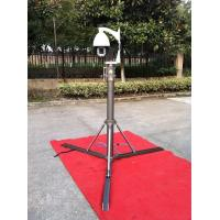 Buy 3m Small Pneumatic Telescopic Mast Lightweight , Telescopic CCTV Mast at wholesale prices