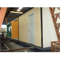 Frame Non-Shrinkingprefab Container Villa Upgrade Housing for sale