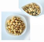 Quality Bulk Salted Edamame Protein / Nutririon Soya Bean Snacks With BBQ Flavor for sale