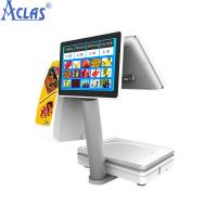 Quality ARM-based Touch Scales,PC Scale,Cash Register Scale,PC Scale With Best Price for sale